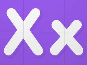 (輕松學習英文字母高級版6歲+)Learn Letter X
