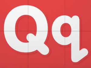 (輕松學習英文字母高級版6歲+)Learn Letter Q