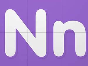 (輕松學習英文字母高級版6歲+)Learn Letter N