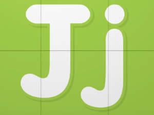 (輕松學習英文字母高級版6歲+)Learn Letter J