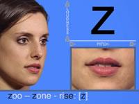 學習美式英語音標發音視頻-輔音[z]發音示范