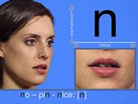 學習美式英語音標發音視頻-輔音[n]發音示范