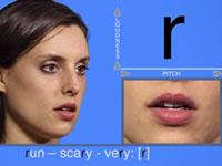 學習美式英語音標發音視頻-輔音[r]發音示范