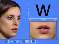 學習美式英語音標發音視頻-輔音[w]發音示范