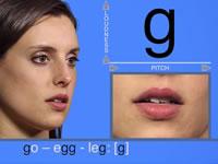 學習美式英語音標發音視頻-輔音[g]發音示范