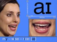 學習美式英語音標發音視頻-雙元音[a?]發音示范