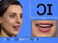 學習美式英語音標發音視頻-雙元音[??]發音示范