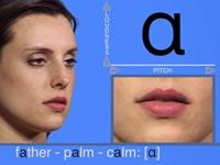 K.K.美式英語音標發音示范學習視頻