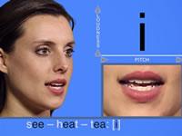 學習美式英語音標發音視頻-元音[i]發音示范