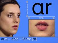 學習美式英語音標發音視頻-元音[ɑr]發音示范