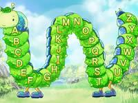 蝴蝶農場·認識字母