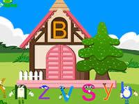 找字母游戲:一起找字母1