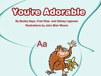 好看的英文字母-動物ABC字母歌