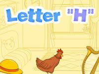 英文字母H字母歌