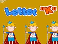 英文字母K字母歌