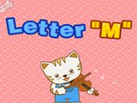 英文字母M字母歌