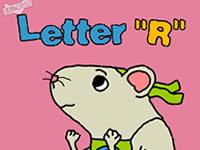 英文字母R字母歌