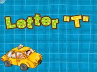 英文字母T字母歌
