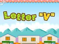 英文字母V字母歌