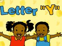 英文字母Y字母歌