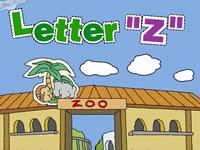 英文字母Z字母歌
