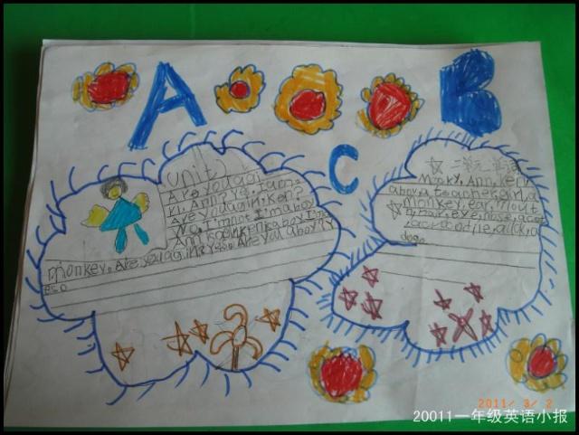一年级最简单的手抄报_最新小学生手抄报内容图片大全,小学生手抄报版