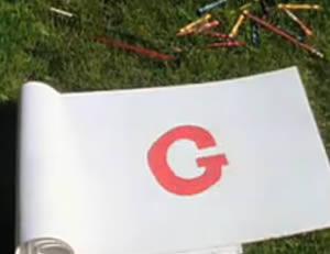 """Sesame Street:The Great Letter """"G!"""""""