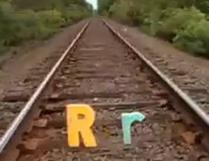 """Sesame Street:The letter """"R!"""""""