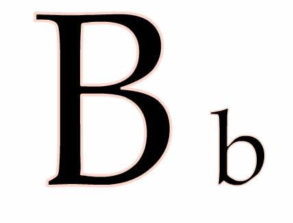 英語字母發音學習_B發音學習