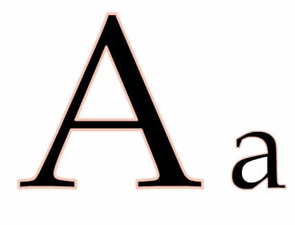 英語字母發音學習