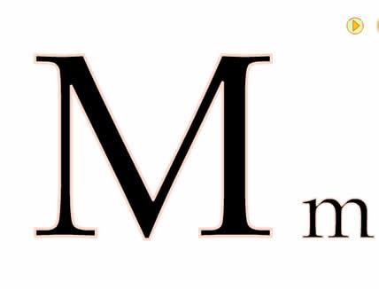 英语字母发音学习_m发音学习