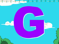 26个英文字母发音_字母G的发音