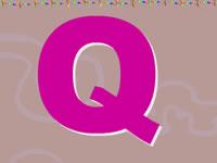 26个英文字母发音_字母Q的发音