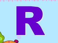 26個英文字母發音_字母R的發音
