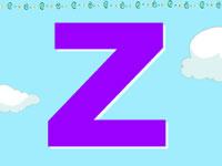 26個英文字母發音_字母Z的發音