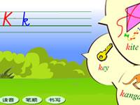 字母K的發音