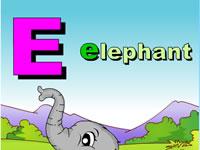 英語字母發音_字母E的發音