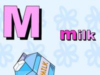 英語字母發音_字母M的發音