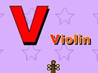 英语字母发音_字母V的发音