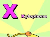 英語字母發音_字母X的發音