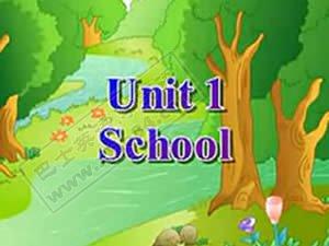 人教版新起点小学英语一年级上册 Unit1(2003版)