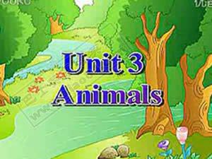 人教版新起点小学英语一年级上册 Unit3(2003版)